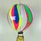 New Brighter Larger Hot Air Balloon Original Mobile Design, Vibrant colours