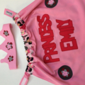 ~ Personalised Princess Set ~ MADE TO ORDER ~ Cape & Crown ~