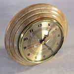 Camphor Laurel Timber Clock #art0207