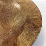 Mango fruit or Display Timber Bowl #art0165