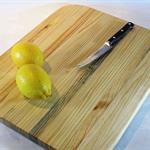 Radiata Pine Cutting/Cheese Board #art0255