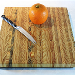 End Grain Cheese/Cutting Board #art0253