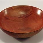 Sydney Blue Gum Timber Bowl #art0157