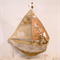 SAILING BOAT, SHIP from Paper and Fabric, Vintage style