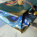 The Arabian Nights - Upcycled book - Handmade - Handbag made from a book