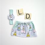 Saraiyu skirt - Organic cotton