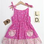 Pink Dove summer dress