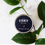 Watermelon Lemonade Mini Soy Candle : 4oz by Sydney Candle Studio