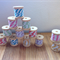 Spool of thread magnets wood bakers twine • sewing gift present fridge cute