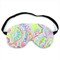 Pink Bohemian Sleeping Eye Mask