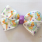 Baby Headband Tinkerbell Fairy Ribbon Bow Headband Toddler Headband