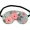 Blush Bloom Flower Sleeping Eye Mask