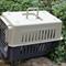 Pet carrier cover case . Fits carrier 34 cm wide x 50 cm depth x 32 cm high .