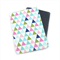 Mint Triangles Passport Cover / Holder