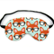Mint Fox Sleeping Eye Mask
