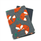 Orange Fox Passport Cover / Holder