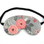 Blush Bloom Flower Sleeping Eye Mask