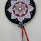 Handcrafted mandala wall hanging