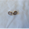 Glass Cabochon earrings, girls accessories, earrings,