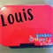 NAME LABEL - Medium Vinyl Name Label for drink bottles, lunchbox, school, work