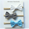 Fabric Bow Headband Set