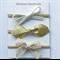 Baby Headband Set (Gold)