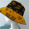 Kids Reversible Bucket Hat. Large size 53 cm. 5 yrs +. Loaders, diggers.