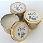 Bride Tribe - Soy Wax Candle Tin