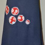 Japanese dots skirt