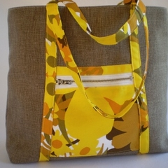 Suburban Summer Totally Vintage Tote