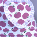 Pink Apple Blossom girls apron