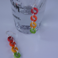 Autumn Quilling Earrings