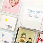 SURPRISE! Gift box of cards blank cards, birthday, gift tags. More than 30% off!