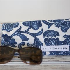 Sunglasses Case - indigo