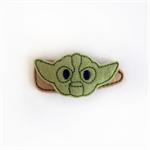 Star Wars Yoda hair clip