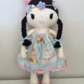 Ruby & Belle  Arya  - Handmade Doll
