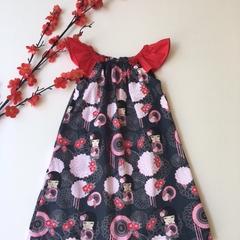 Sizes 4 and 5 - China Doll Dress