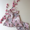 "Size 6 to 12 Months - :China Doll""  Dress"
