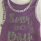 Baby Singlet, Purple, Size 0