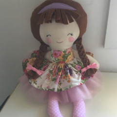 Isabella Handmade Doll
