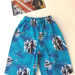 Sizes 7 & 8 - Star Wars Shorts