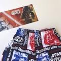 Sizes 6, 7 & 8 - Star Wars Shorts