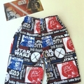 Sizes 6, 7 & 8 - Star Wars Shorts