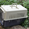 Pet carrier cover case . Fits carrier 34 cm wide x 50 cm depth x 32 cm high . Th