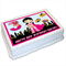 Supergirl Personalised A4 Edible Icing Cake Topper