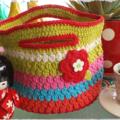 HANDMADE Crochet bag...