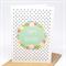 Birthday Card Female - Floral Birthday Wreath - HBF169