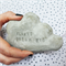 Cloud - Decoration - Paperweight - Cement