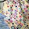 Crochet Patchwork Blanket/Crochet Child's Blanket