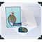 Aurora Borealis Christmas Shaker Cards
